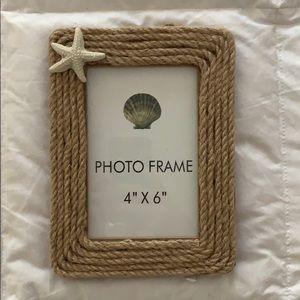🌊4x6 beach picture frame